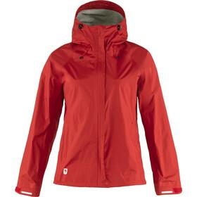 Fjällräven High Coast Hydratisk jakke Damer, rød